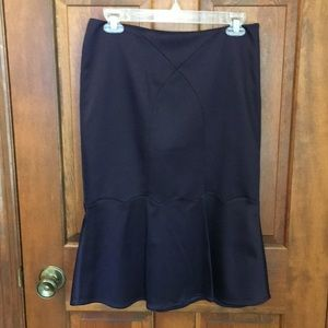 Laundry by Shelli Segal Pur. Skirt 2